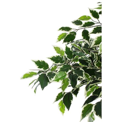 Ficus artificial 760 frunze in ghiveci 120 h
