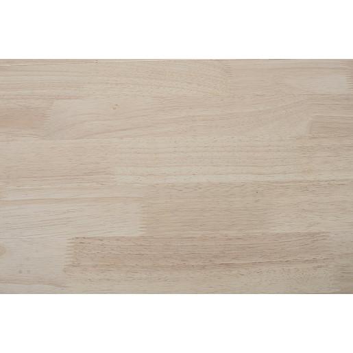 Consola blat lemn si picioare fier District 140 cm x 39 cm x 79 h