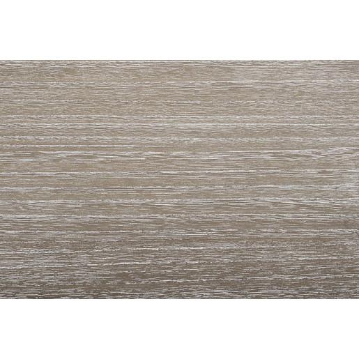 Consola 2 sertare 1 polita din lemn alb maro Dorotea 100 cm x 40 cm x 80 h