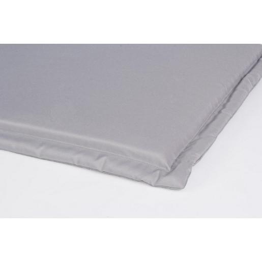 Perna bancuta 3 locuri din textil bej Nat 153 cm x 48 cm x 3 h