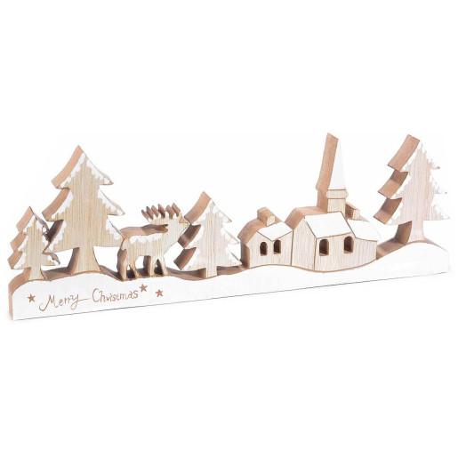 Decor Winter Reindeer