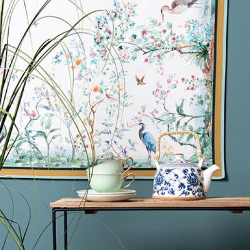 Fata de masa bumbac Botanic 150 cm x 150 cm