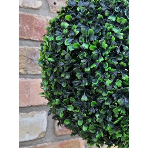 Sfera decorativa buxus artificial Ø33
