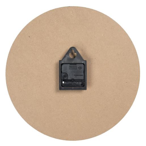 Ceas de perete Lavander Ø 34x4 cm