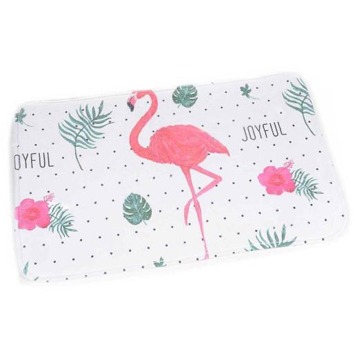 Covoras baie Flamingo 39 cm x 58 cm