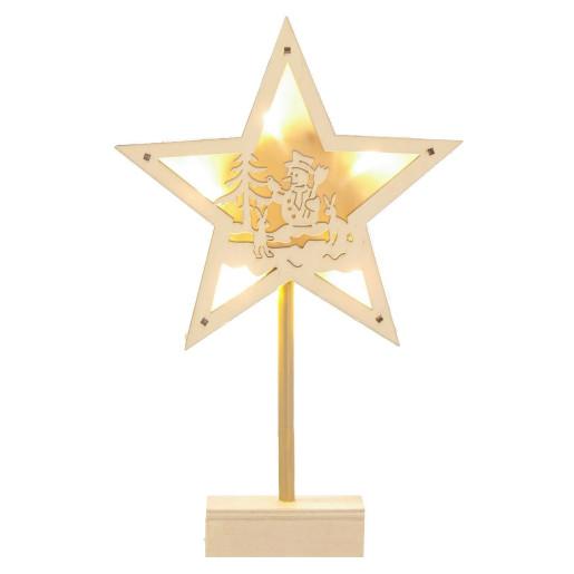 Decoratiune Luminoasa Star