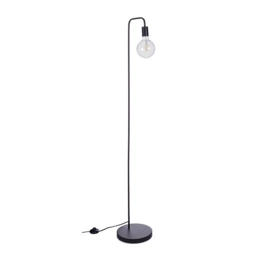 Lampadar fier negru Emotion Ø 25 cm x 150 h