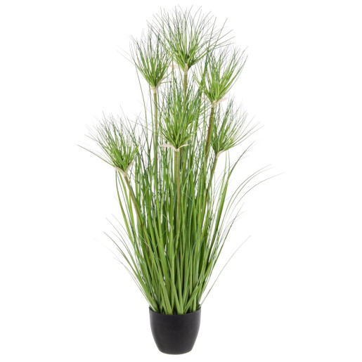 Planta artificiala verde in ghiveci 90 cm
