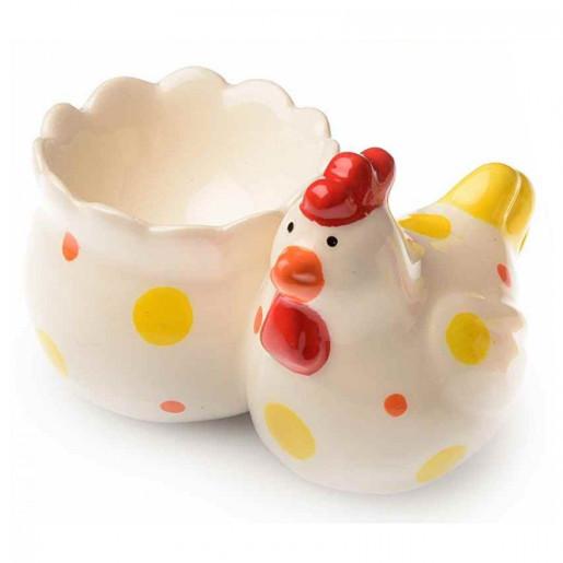 Suport ou ceramica Gallina