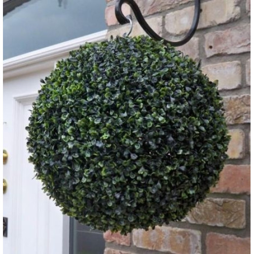 Sfera decorativa buxus artificial  Ø28