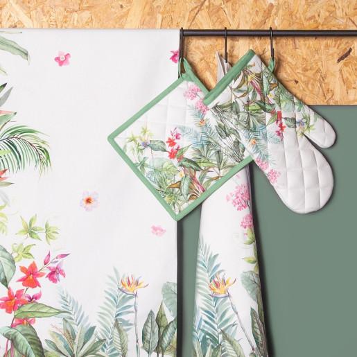 Fata de masa bumbac Botanic 50 cm x 160 cm