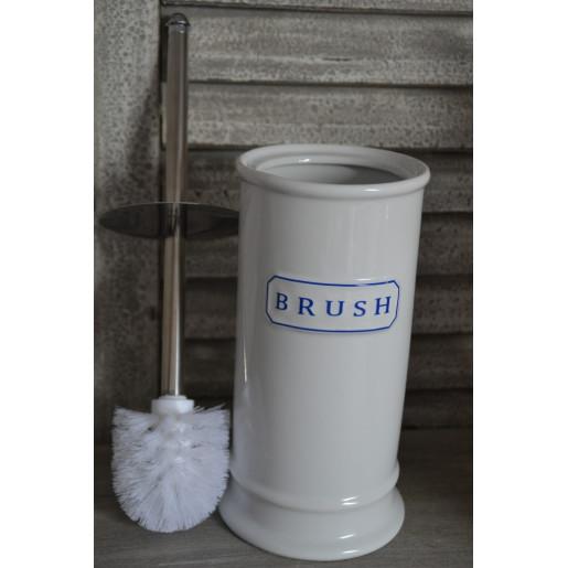 Perie toaleta ceramica Brush Ø 12x24x38 cm
