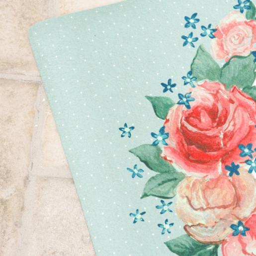 Covoras intrare Roses 74*44 cm