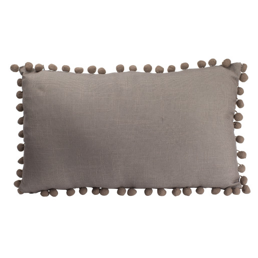 Perna decorativa maro 40 cm x 30 cm