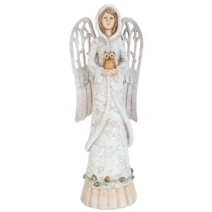 Figurina Inger polirasina OWL 14 cm x 35H