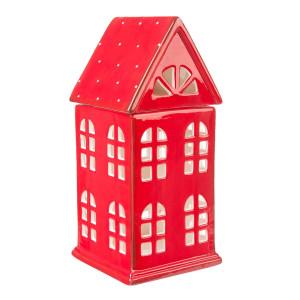 Candela Red House