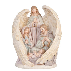 Figurine religioase din polirasina 25 cm x 16 cm x 31 h