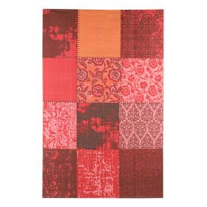 Covoras multicolor textil pentru baie Baltimora 70x140 cm