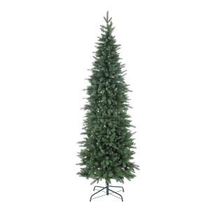 Brad artificial verde slim Cernera Ø 66x180 cm