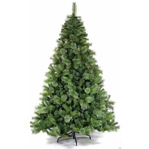 Brad artificial verde Tirolo Ø 110 cm x 180 cm