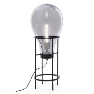 Lampadar fier negru Shine Ø 30 cm x 78 h