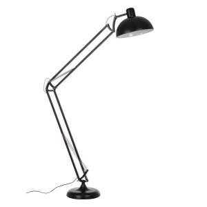 Lampadar fier negru mat Big 110 cm x 42 cm x 230 h