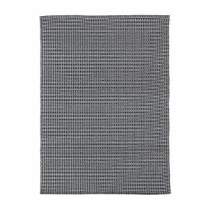 Covor textil gri Surat 170 cm x 0.9 cm x 240 cm