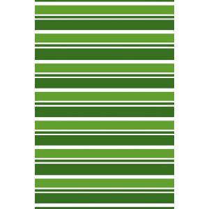 Covor polipropilena alb verde Iglesias 180 cm x 120 cm