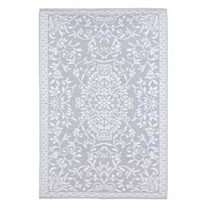 Covor textil gri alb Ansedonia 180 cm x 120 cm