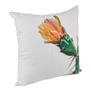 Perna decorativa din textil Cactus 45 cm x 45 cm