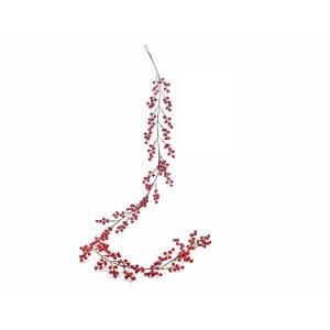 Ghirlanda cu fructe padure rosii 190 / 200 cm