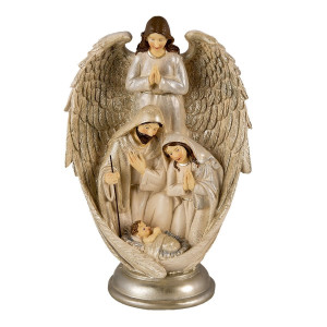 Figurine religioase din polirasina 17 cm x 11 cm x 26 h