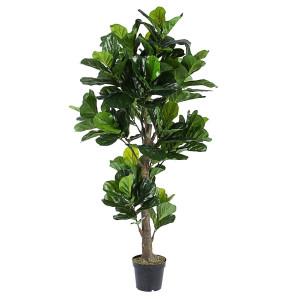 Ficus artificial 153  frunze in ghiveci 190 h