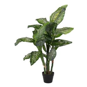 Planta artificiala in ghiveci 21 frunze Ø 90 x 120 h