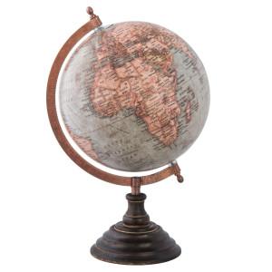 Glob pamantesc decorativ fier plastic multicolor 22 cm x 20 cm x 33 cm