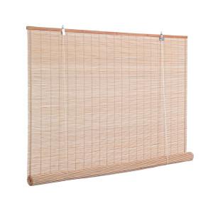 Jaluzea tip rulou din bambus natur Nizza 150 cm x 260 h