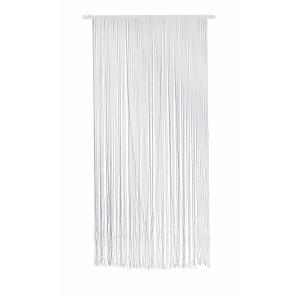 Perdea tip franjuri alb Ghiaccio 100 cm x 220 h