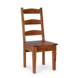 Scaun din lemn maro Chateaux