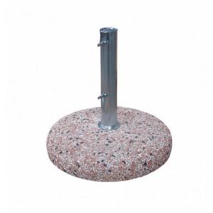 Suport baza umbrela de gradina din ciment 25 kg Ø 45 cm x 7/34 h