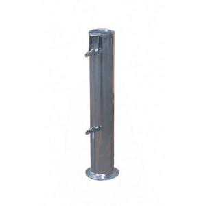 Suport pentru cimentare umbrela gradina Ø 4,5 cm x 33,5 h