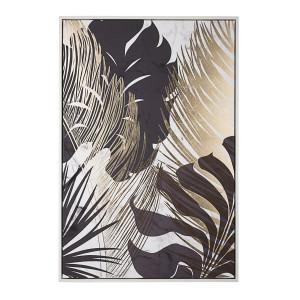 Tablou canvas Leaf 62.6 cm x 4.3 cm x 92.6 h