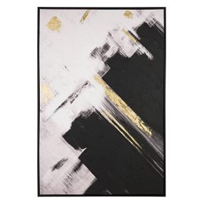 Tablou canvas abstract Bold 82.6 cm x 4.3 cm x 122.6 h