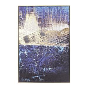 Tablou canvas pictat in ulei Bold 82.6 cm x 4.3 cm x 122.6 h