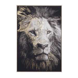 Tablou canvas pictat in ulei Crown 82.6 cm x 4.3 cm x 122.6 h