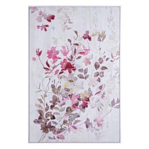 Tablou pe panza pictat in ulei Flowers 122.5 cm x 4.5 cm x 82.5 h