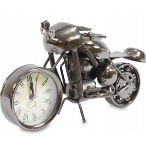 Ceas de masa vintage tip motocicleta retro 19 cm x 12 cm