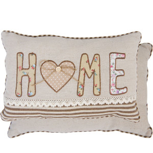 Perna decorativa Home Flowers 36 x 23 cm