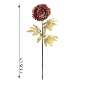 Peonia artificiala visinie 105 cm