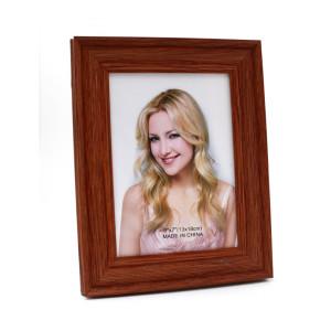 Rama foto de masa lemn maro 23 cm x 18 cm