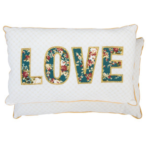 Perna decorativa Love 33*20 cm